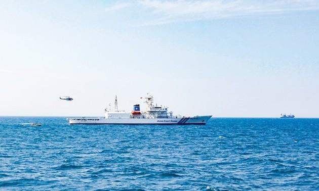 Các bên liên quan nỗ lực xây dựng bộ Quy tắc ứng xử ở Biển Đông (COC)
