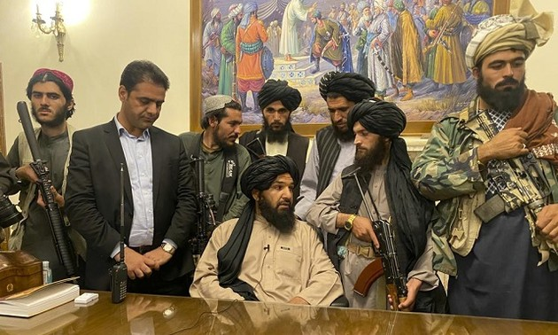 Cục diện mới tại Afghanistan
