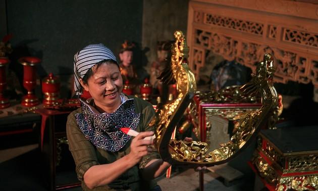 Ngắm vẻ đẹp trong lao động của phụ nữ Việt Nam