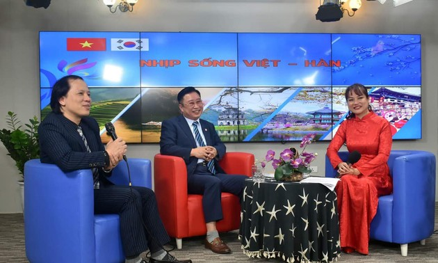 Trực tiếp: Gặp gỡ hậu duệ Vua Lý Thái Tổ - Đại sứ du lịch Việt Nam tại Hàn Quốc Lý Xương Căn
