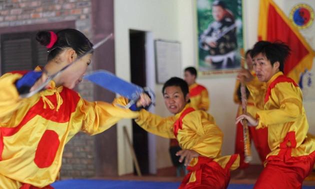 Disfrutar las artes marciales en Hue