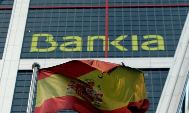 España solicita préstamos para salvar la banca