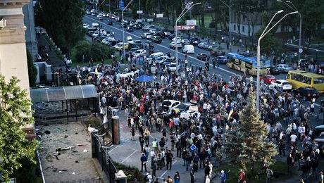 Ucrania- Rusia: va cerrándose la puerta al diálogo