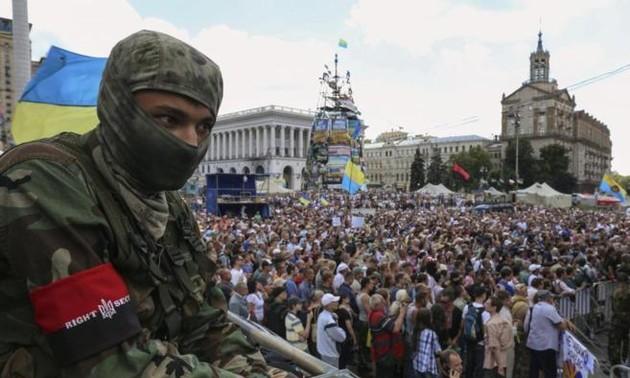 Poroshenko entierra la tregua y anuncia un ataque en el este de Ucrania