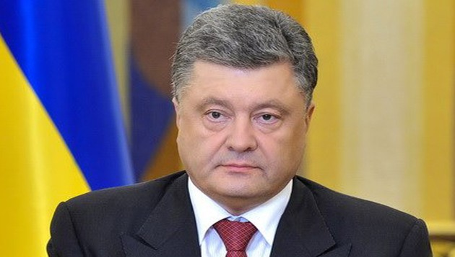Presidente de Ucrania propone nueva conversación del Grupo de contacto