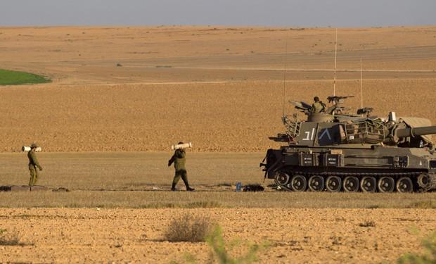 Israel moviliza tropas hacia la frontera con la franja de Gaza