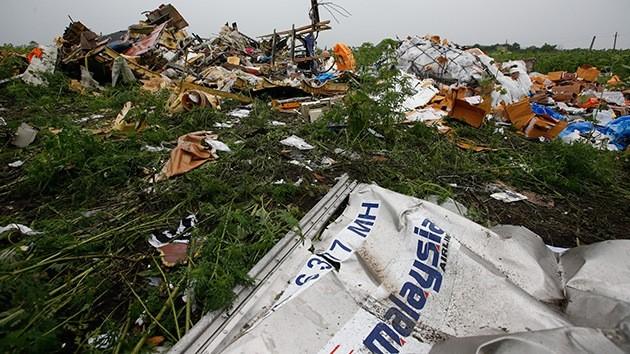 Objetivos políticos detrás de la tragedia del MH17