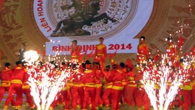 Inaugurado Festival internacional de artes marciales vietnamitas