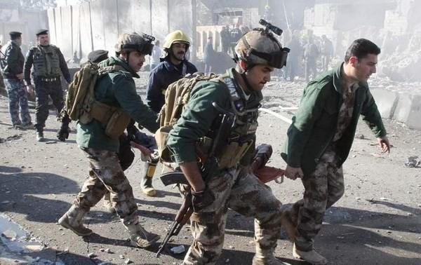 Explosiones de bombas dejan saldo de l40 víctimas en Iraq