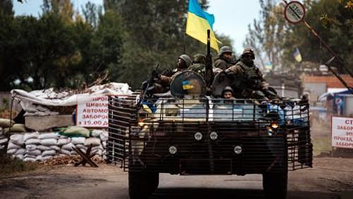 Kiev y federalistas acuerdan establecer zona desmilitarizada