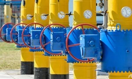 Alcanza Ucrania acuerdo sobre precio de gas con Rusia