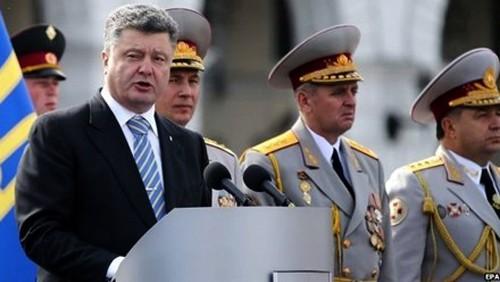 Ucrania en vísperas de elecciones generales
