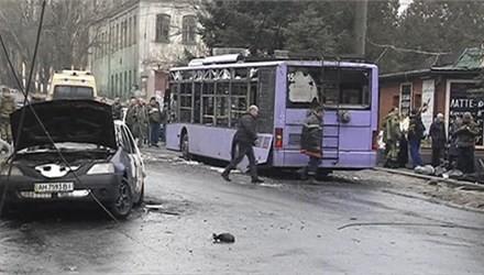 Condena cancillería rusa bombardeo en Donetsk