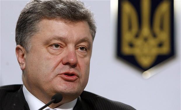 Insiste Ucrania en acuerdo de alto al fuego en el este