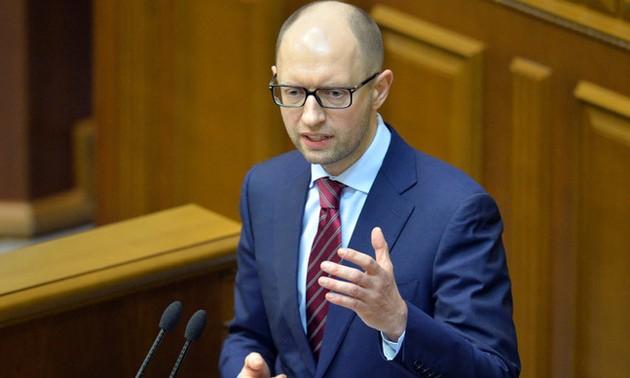 Declara Ucrania alerta crítica en todo el país