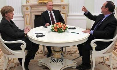 Francia y Alemania proponen a Rusia un nuevo plan de paz para Ucrania
