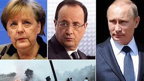 Expectativas de la cumbre a cuatro bandas sobre la paz en Ucrania