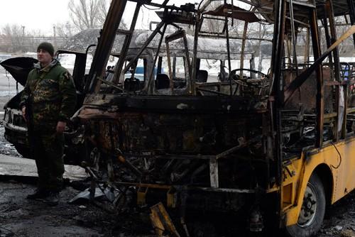 Mueren más personas en enfrentamientos en el este ucraniano