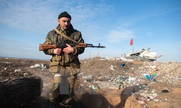 Se reportan enfrentamientos repetidos en el este ucraniano pese a la tregua