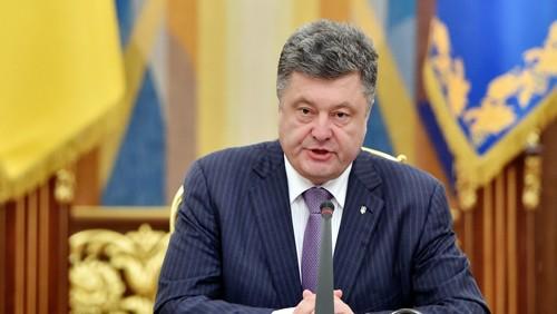 Define Kiev requisitos previos para promulgar ley de estatus especial para regiones orientales