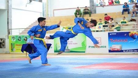 Celebran cuarto campeonato mundial del arte marcial Vovinam