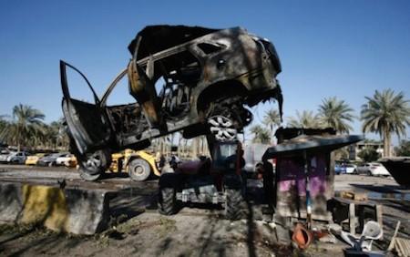 Iraq: Más de 30 personas murieron en ataque suicida
