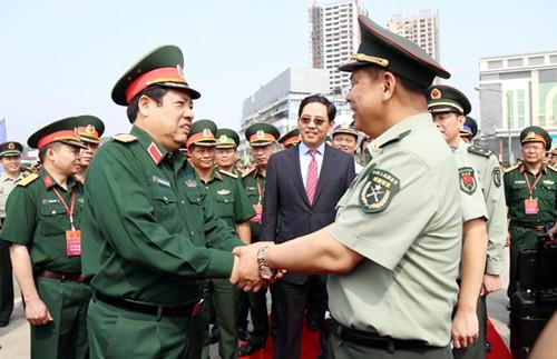 Concluye III Intercambio Amistoso de Defensa Fronteriza Vietnam – China
