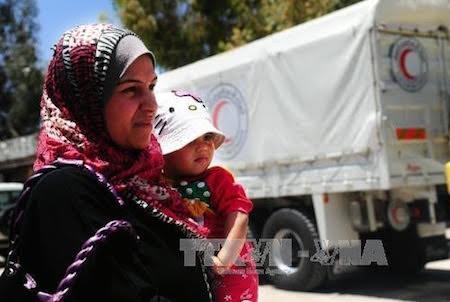 ONU celebra el Día del Refugiado en Siria