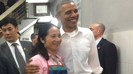 Bun cha Obama, plato especial de Hanoi