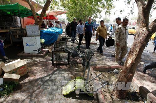 Ataque suicida deja más de 20 muertos en Bagdad
