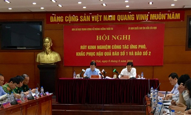 Gobierno vietnamita urge mejorar pronóstico hidrometeorológico