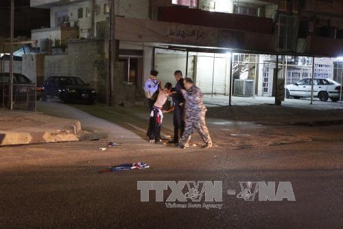 La policía iraquí evita ataque suicida de un adolescente en Kirkuk