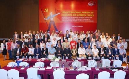 Partidos Comunistas y Obreros en el mundo estrechan solidaridad