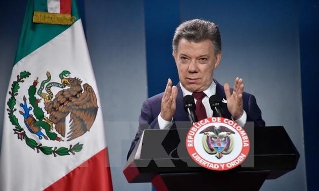 Presidente colombiano dedicará su Premio Nobel de la Paz a víctimas del conflicto