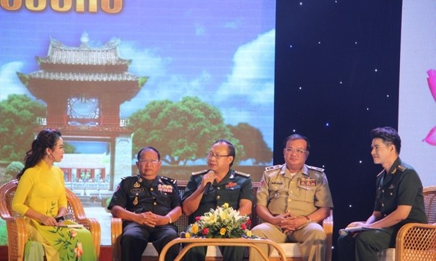 Vietnam y Camboya celebra intercambio amistoso