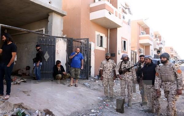 """Conversaciones de paz de Libia logran una """"postura común"""""""