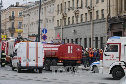 Ataque de San Petersburgo fue obra de un suicida, revelan autoridades rusas