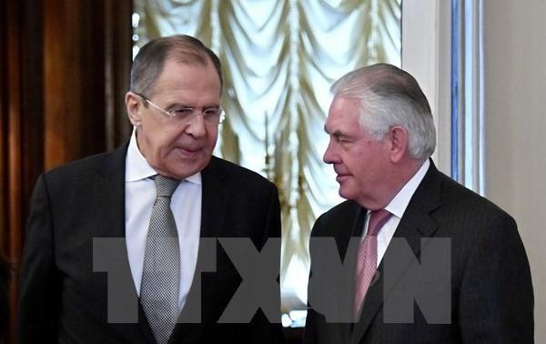 Rusia y Estados Unidos acuerdan analizar viabilidad de investigación sobre incidente en Siria