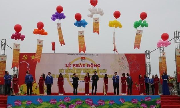 Lanzan el Mes de la Juventud en Vietnam
