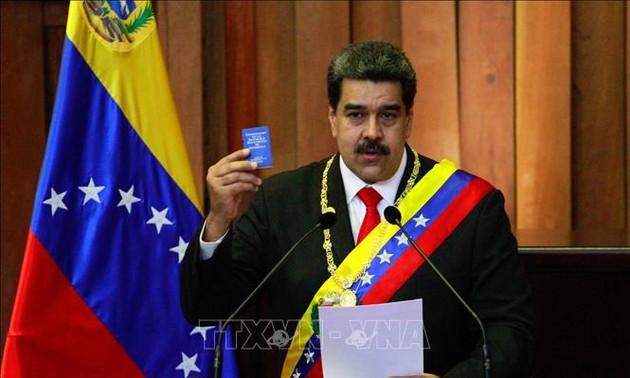 ONU reitera su reconocimiento al Gobierno venezolano de Nicolás Maduro