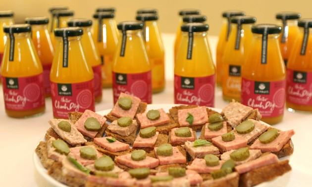 Presentarán riqueza gastronómica de Francia en Vietnam