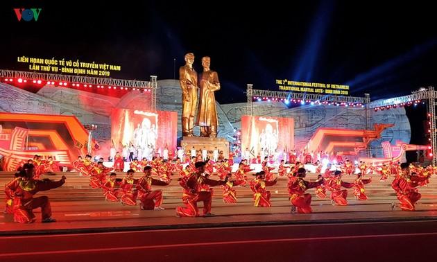 Inauguran VII Festival Internacional de Artes Marciales de Vietnam