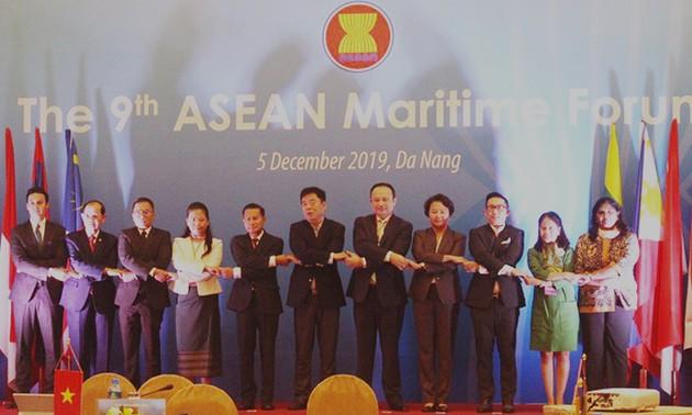 Inauguran el noveno Foro del Mar de la Asean en Da Nang