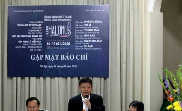 Celebran primer Festival Internacional de Música en Ha Long