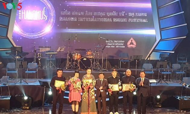 Concluye Festival Internacional de Música de Ha Long 2020