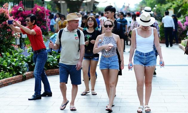 Aumenta turismo internacional en Vietnam en los primeros meses de 2020