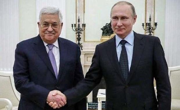 Líderes de Rusia y Palestina dialogan sobre proceso de paz en Oriente Medio y relaciones bilaterales