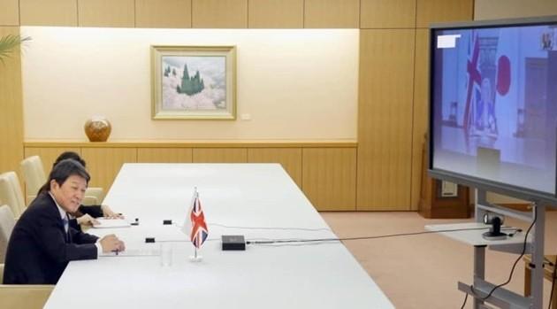 Reino Unido y Japón avanzan hacia un acuerdo comercial bilateral