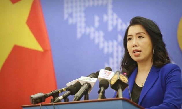 Vietnam por defender los intereses y derechos legítimos de los pescadores