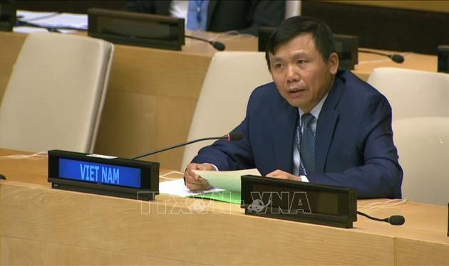 Vietnam llama a la ayuda internacional para el pueblo palestino